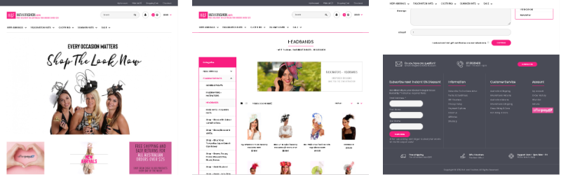 Melbourne Cup Hats-www.hatandfashion.com